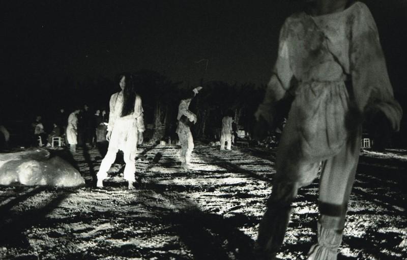 《昏迷I》1997年於元朗錦田大江埔演出。