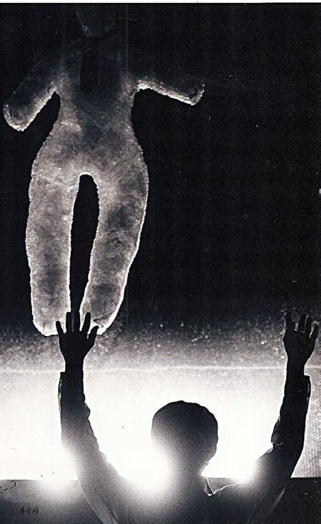 《夢都市》於2002年乙城節重演。 攝影 張志偉