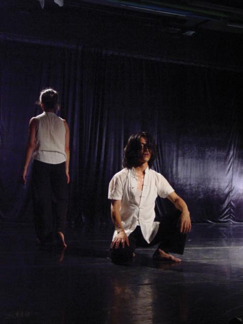 《緣舞場五‧Balance》的演出。