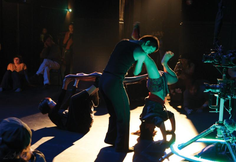 《緣舞場二十二.即興舞蹈夜總匯》( i-舞蹈節 2009 節目)
