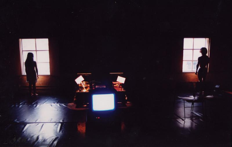 《「舞」可能III―這是一個舞蹈表演II》2001及 2002於香港藝穗會之演出。