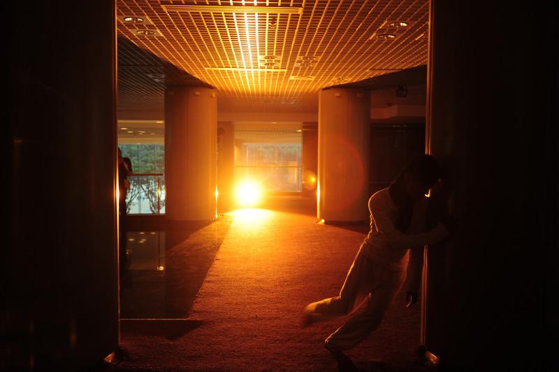 2010年《竹林舞士》於元朗劇院演出。