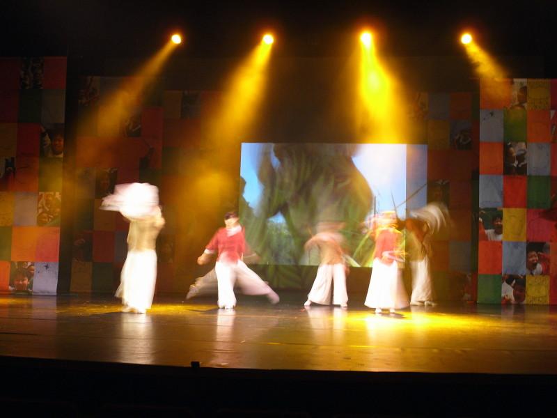 2009年《尋找快樂金鎖匙》於劇場的演出。