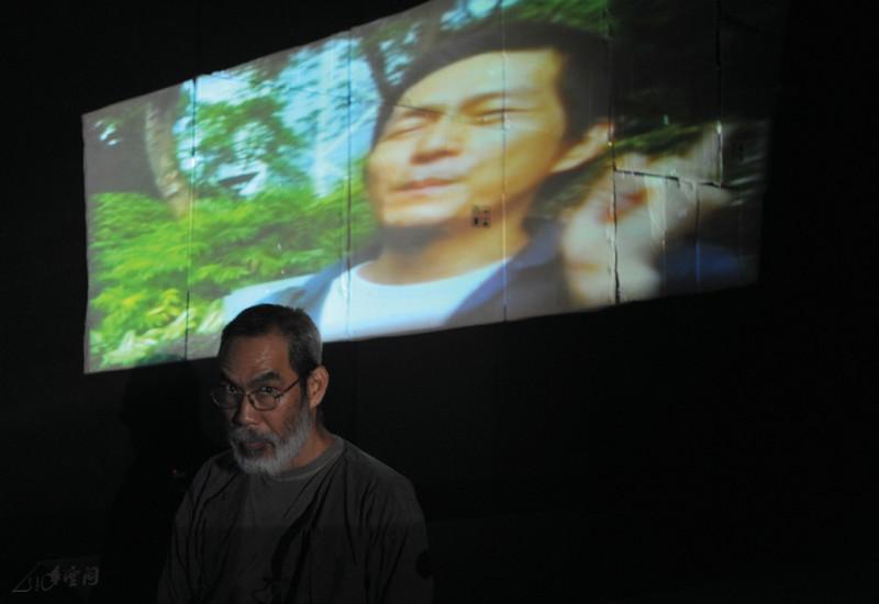 邱立信擔任《馬才和的舞蹈展覽二》之現場音樂及作曲