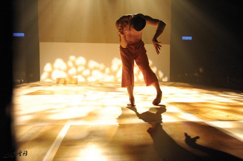 馬才和於《馬才和的舞蹈展覽二》