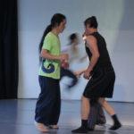 舞蹈與多媒體即興研習週 第二天