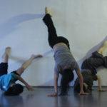 舞蹈與多媒體即興研習週 第三天