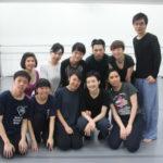 雷琰於駐場期間,擔任「多空間」特別課程《身體與空間的遊戲》的導師。