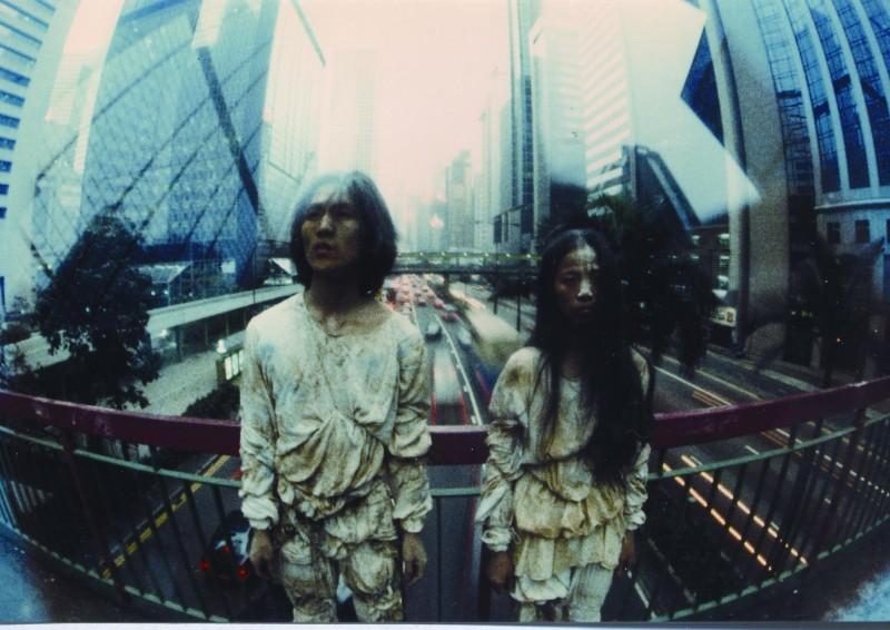 《昏迷II - 尋找失去的感覺》1997年於戶外演出。