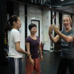 舞蹈、多媒體與即興研習週—Kirstie SIMSON