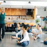 舞蹈、多媒體與即興研習週—Katie DUCK